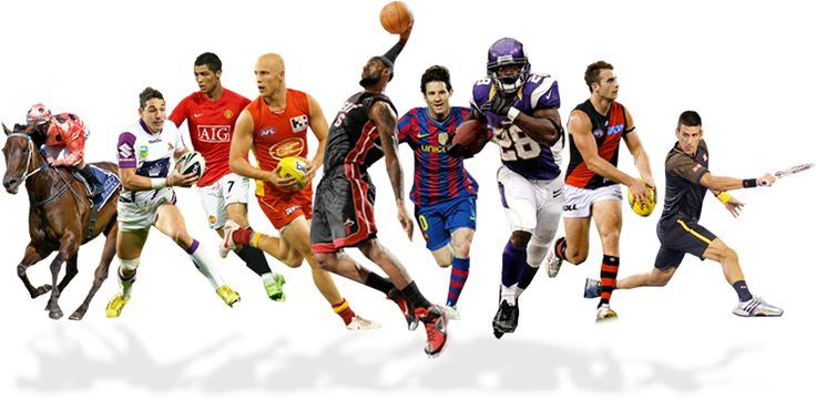 all sport players